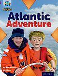 Project X Origins: Purple Book Band, Oxford Level 8: Water: Atlantic Adventure