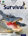 Project X Origins: Dark Red Book Band, Oxford Level 17: Extreme: Survival Handbook