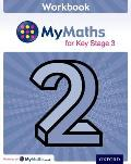 Mymaths: for Key Stage 3: Workbook 2 (Pack of 15)
