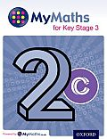 Mymaths: For Key Stage 3: Student Book 2c