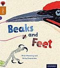 Oxford Reading Tree Infact: Level 8: Beaks and Feet