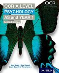 OCR A-Level Psychology: As and Year 1