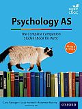 The Complete Companions for Wjec: Year 1 and as Psychology Student Book