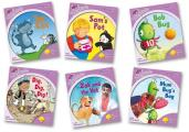 Oxford Reading Tree Songbirds Phonics: Level 1+: Mixed Pack of 6