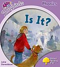 Oxford Reading Tree: Level 1+: More Songbirds Phonics: Is It?