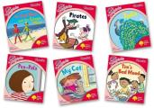 Oxford Reading Tree: Level 4: More Songbirds Phonics: Pack (6 Books, 1 of Each Title, Including Free Teaching Notes)