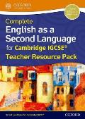 English as a Second Language for Cambridge Igcserg: Teacher Resource Pack
