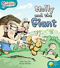 Oxford Reading Tree: Level 9: Snapdragons: Molly and the Giant