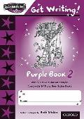 Read Write Inc. Phonics: Get Writing!: Purple 2 Pack of 10