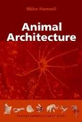 Animal Architecture Cover