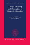 X-Ray Scattering & Absorption by Magnetic Materials