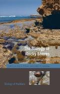 The Biology of Rocky Shores Cover