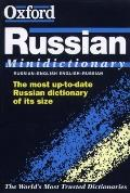 Oxford Russian Minidictionary Reissue