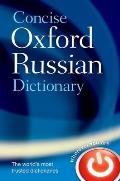 Concise Oxford Russian Dictionary Rev Edition