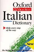 Oxford Starter Italian Dictionary (99 Edition)