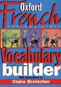 Oxford French Cartoon - Strip Vocabulary Builder (00 Edition)