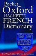 Pocket Oxford Hachette French Dictionary Frenc