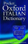 The Pocket Oxford Italian Dictionary Cover
