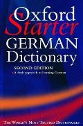The Oxford Starter German Dictionary