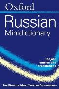 Oxford Russian Minidictionary 2nd Edition