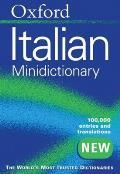 Oxford Italian Minidictionary 3RD Edition