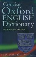 Concise Oxford English Dictionary 10th Edition Revised
