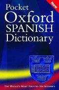 Pocket Oxford Spanish Dictionary Revised Edition