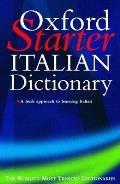 Oxford Starter Italian Dictionary Revised Edition