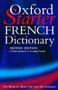 Oxford Starter French Dictionary Revised Edition