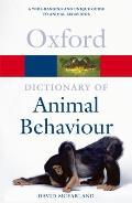 Dictionary of Animal Behaviour