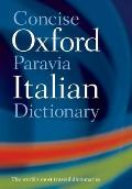 Concise Oxford Paravia Italian Dictionary (03 Edition)