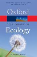 Dictionary Of Ecology 3rd Edition