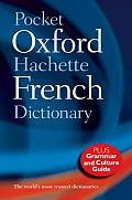 Pocket Oxford Hachette French Dictionary P 3RD Edition
