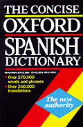 Oxford Spanish Dictionary New International Edition