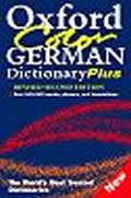 Oxford Color German Dictionary Plus 2nd Edition