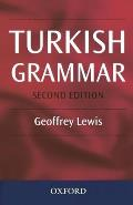 Turkish Grammar Cover