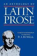 Anthology of Latin Prose (90 Edition)