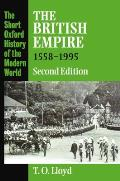 British Empire 1558-1995 (2ND 96 Edition)