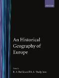 Historical Geography of Europe (98 Edition)