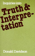 Inquiries Into Truth & Interpretation