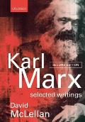 Karl Marx Selected Writings