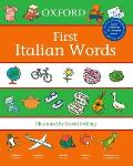 First Italian Words (First Words)