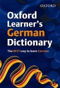 Oxford Learner's German Dict