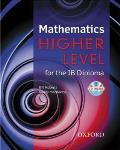 Mathematics Higher Level for the IB Diploma With CDROM
