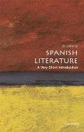Spanish Literature: A Very Short Introduction (Very Short Introductions)
