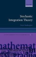 Oxford Graduate Texts in Mathematics #14: Stochastic Integration Theory Cover