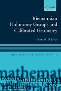 Riemannian Holonomy Groups and Calibrated Geometry Cover
