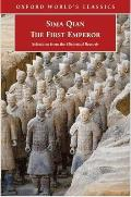 First Emperor : Selections From the Historical Records (07 Edition)