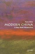 Modern China: A Very Short Introduction (Very Short Introductions) Cover