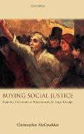 Buying Social Justice: Equality, Government Procurement and Legal Change